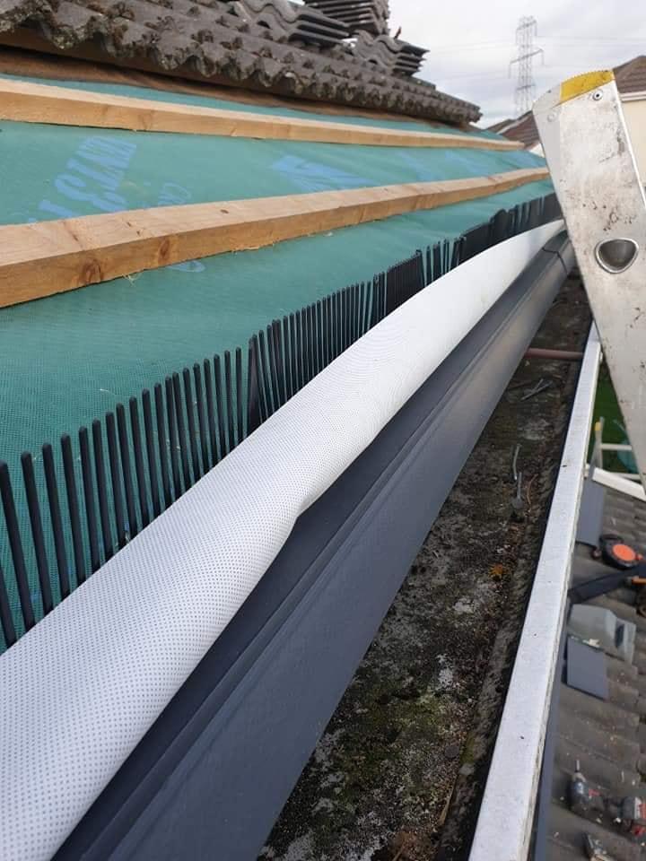 Roof repairs Kildare