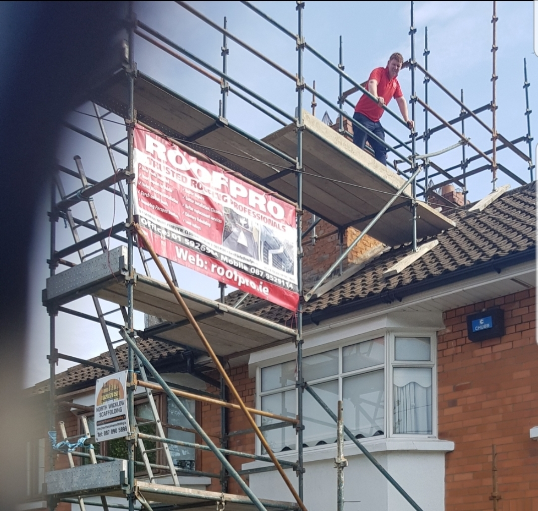 Roofers Kildare